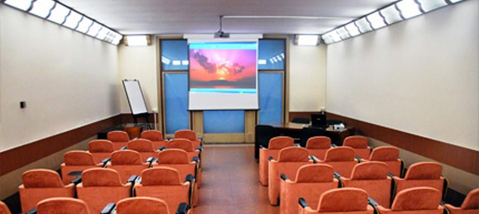 La saletta conferenze